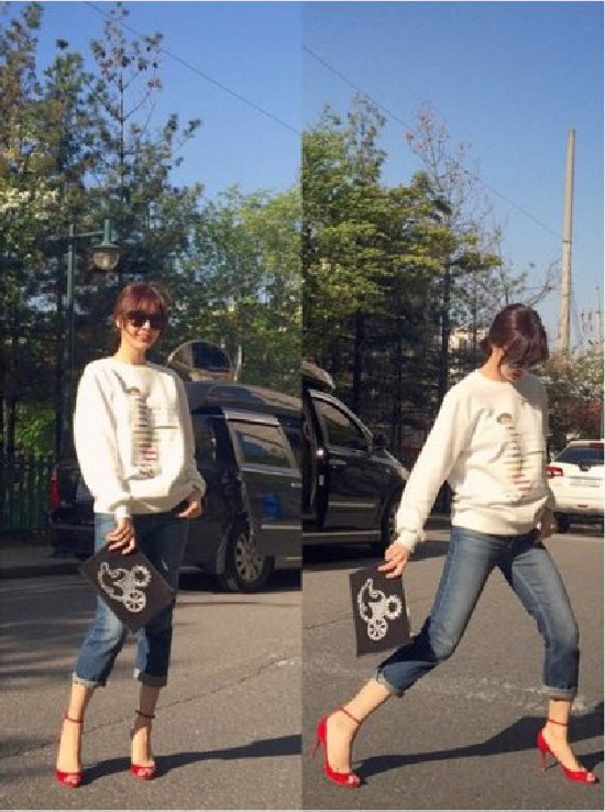 ▲ 사진출처=박은지 인스타그램