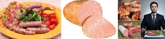 ▲가공육:햄,베이컨,소시지....