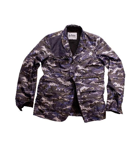 ▲사진: [Barbour] 윤종신의 댄디룩을 돋보이게 해준 재킷