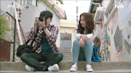 ▲사진:tvN 구여친클럽 방송캡쳐