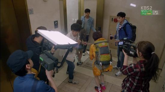 ▲사진:KBS2 '프로듀사' 방송캡져