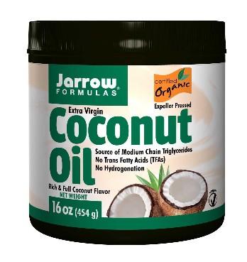 ▲ 재로우 유기농 코코넛 오일.