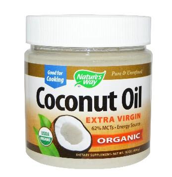 ▲ 네이쳐스웨이 유기농 코코넛 오일