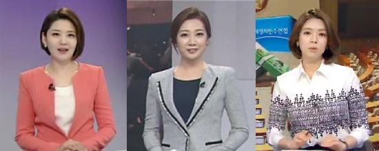 ▲사진출처:'SBS 8 뉴스','KBS 뉴스9','MBC 뉴스데스크' 방송화면 캡쳐