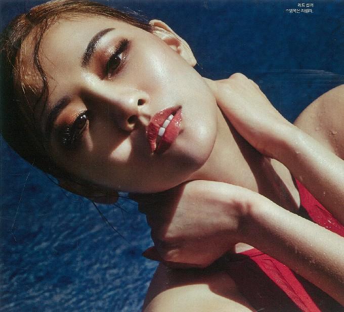 ▲ 미스에이 페이 (출처:패션매거진 인스타일)