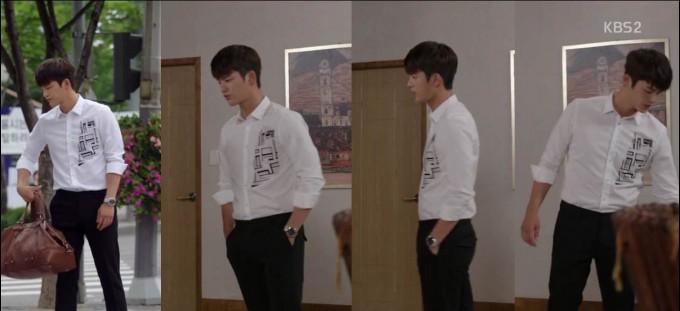 ▲사진출처: KBS2 '너를 기억해' (위 박보검, 아래 서인국)