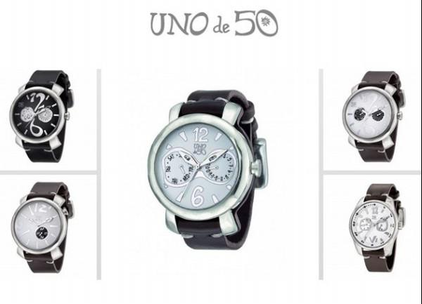 ▲사진:UNOde50 남성시계