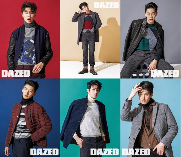 남성 톱모델 6人, 각양각색 매력 펼친 화보 공개, 패션 센스 시너지 UP (1).jpg