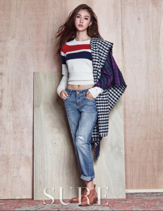 슈어 11월호 소녀시대 유리 화보 (8).jpg