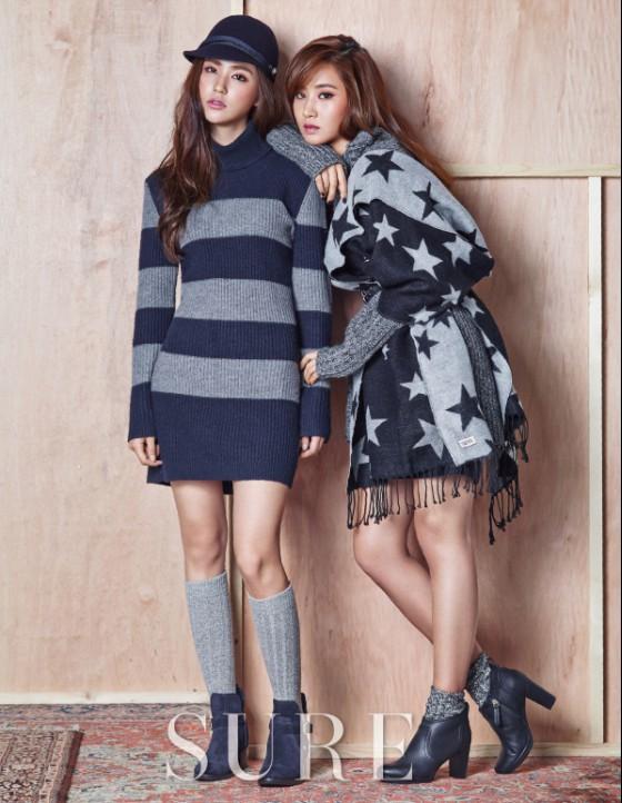 슈어 11월호 소녀시대 유리 화보 (4).jpg