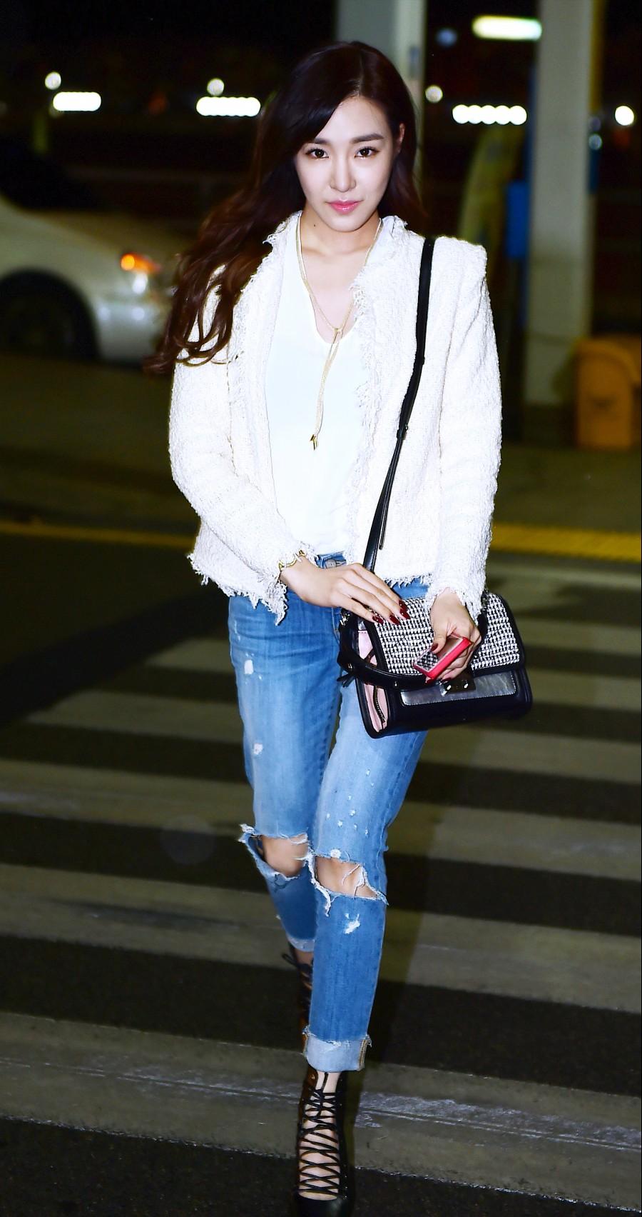 [보도자료] 티파니 공항패션, 청초한 미모에 세련된 패션감각 눈길! (2).jpg