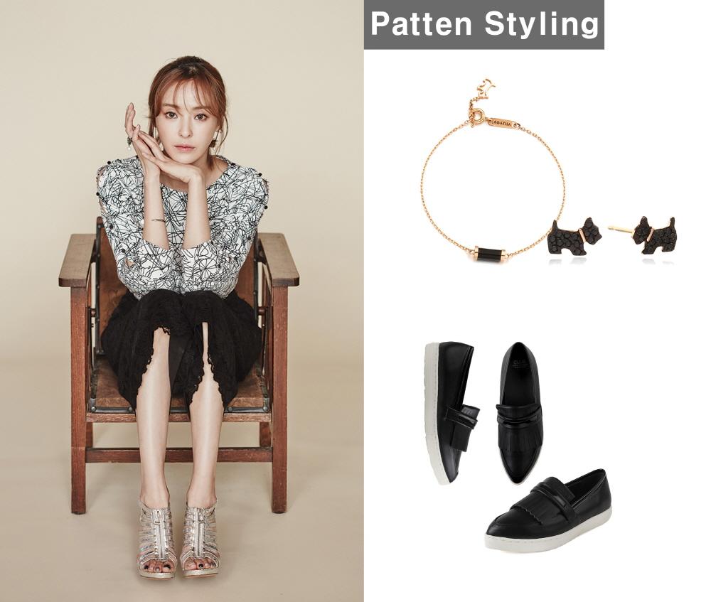 ▲ 씨(SI)/주얼리-아가타 파리/신발-클립(CLLIB)