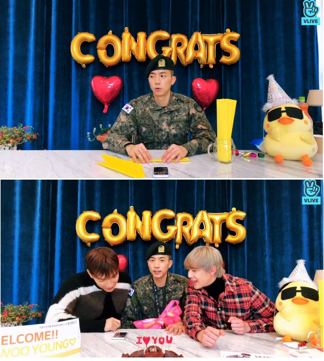 2PM 우영 브이라이브 영상 화면 캡처.jpg